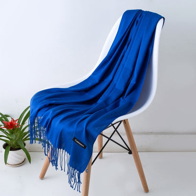 Spring Scarves For Women Blue 33 - Women Socks & More | MegaMallExpress.com