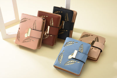 Women's Credit Card Mini Wallets  - Women Wallets | MegaMallExpress.com