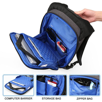 USB Charging Anti-Theft Smart Backpacks  - Everyday Backpacks | MegaMallExpress.com