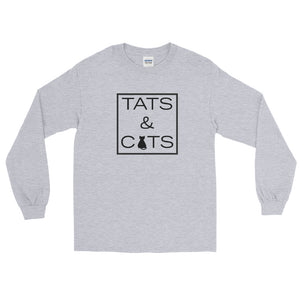 """Tats & Cats"" Long Sleeve"