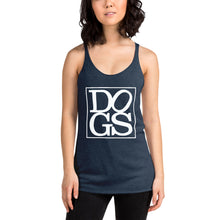 "Load image into Gallery viewer, ""DOGS"" Women's Tank"