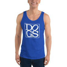 "Load image into Gallery viewer, ""DOGS"" Tank Top"