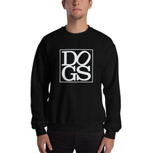 "Load image into Gallery viewer, ""DOGS"" Crewneck Sweatshirt"