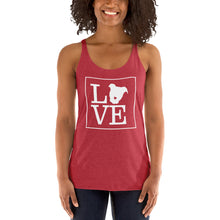 "Load image into Gallery viewer, ""LOVE (Dog)"" Women's Tank"