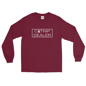 """Catnip Dealer"" Long Sleeve"