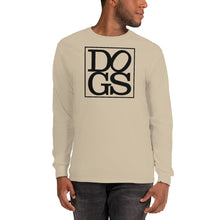 "Load image into Gallery viewer, ""DOGS"" Long Sleeve"