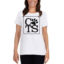"Load image into Gallery viewer, ""CATS"" Women's T-shirt"