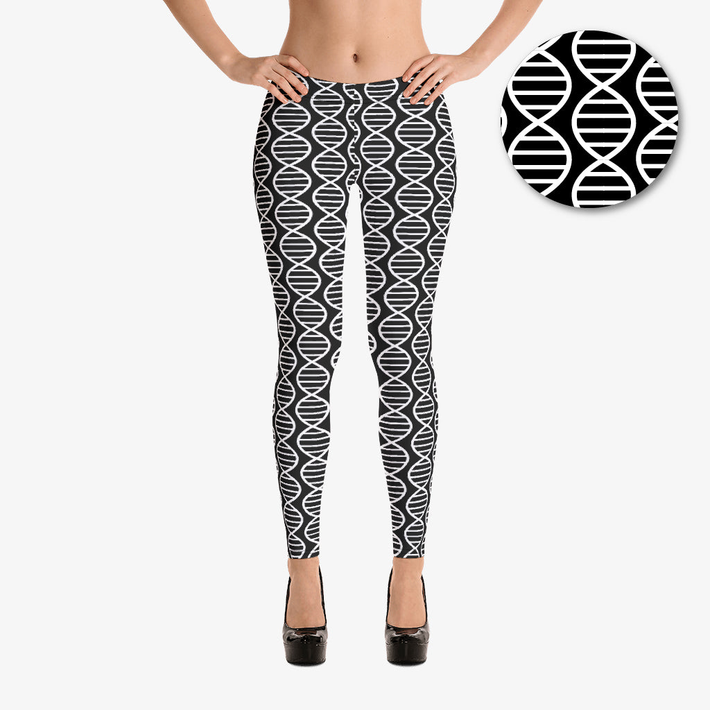 DNA Helix Leggings