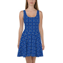 Load image into Gallery viewer, Mercury Rocket Skater Dress