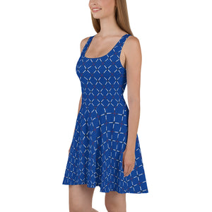 Mercury Rocket Skater Dress