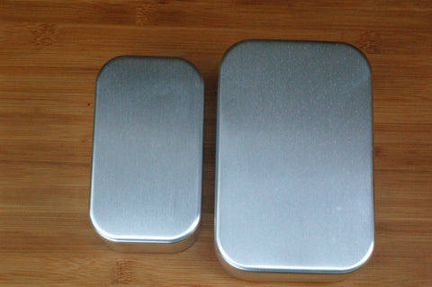 Aluminum Mess Tin Box