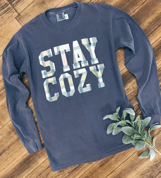 Stay Cozy Tee