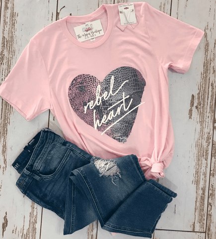 Rebel Heart Tee