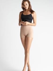 Ultralight Seamless Shortie- Almond