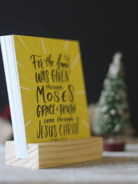 Christmas Truth Cards