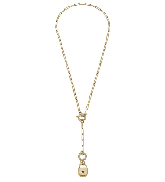 Skylar T-Bar Necklace