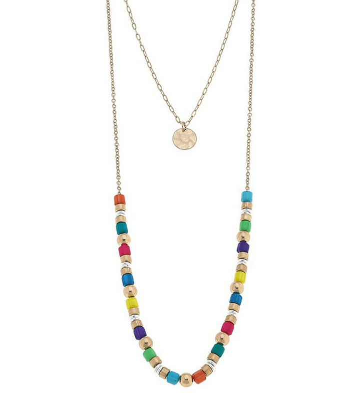 Carmen Multi Necklace