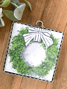 Boxwood Mini Wreath Mini Gallery