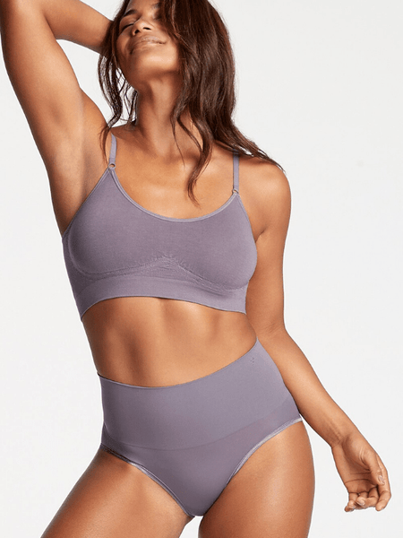 Ultralight Seamless Brief- Purple Sage