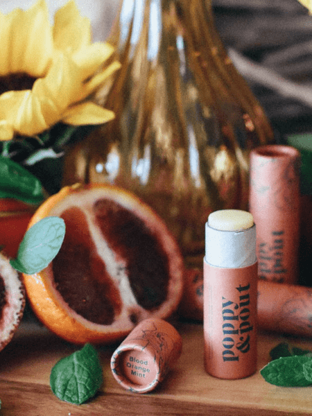 Blood Orange Lip Balm