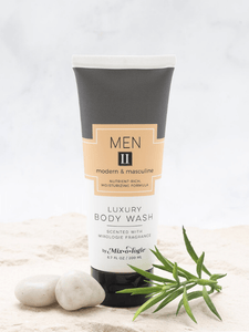 Modern & Masculine- Mixologie Men's Body Wash