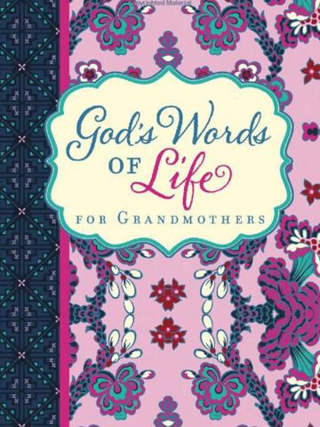 God's Words for Grandmothers