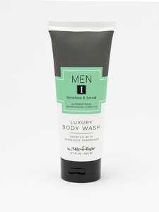 Timeless & Torrid- Mixologie Men's Body Wash