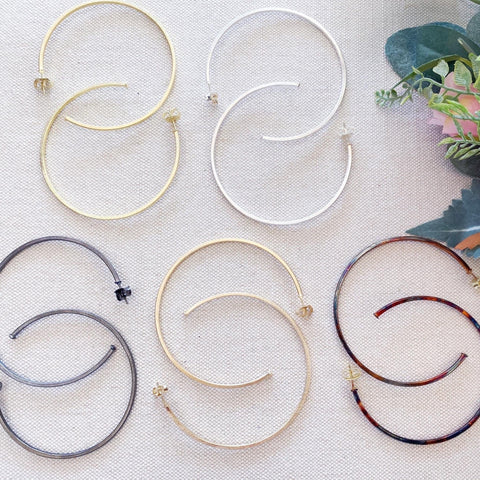 Niky Hoops - Themasonboutique