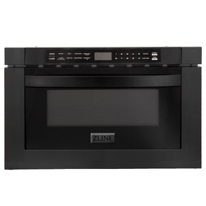 "ZLINE 24"" 1.2 cu. ft. Microwave Drawer in Stainless Steel (MWD-1)"