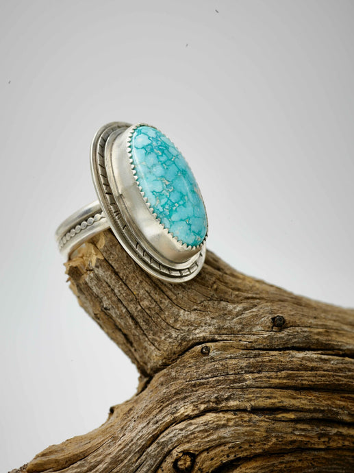 :: The Assana Ring (Size 7.5, 7.75 or 8) ::