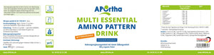 APOrtha® Multi essential Amino Pattern Drink, Bitterorange