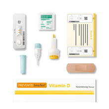 Laden Sie das Bild in den Galerie-Viewer, Vitamin D SmarTest Home®