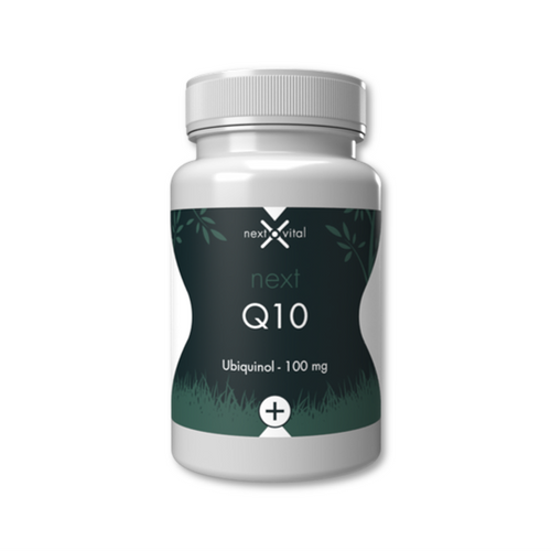 next Q10 - Ubiquinol 100 mg