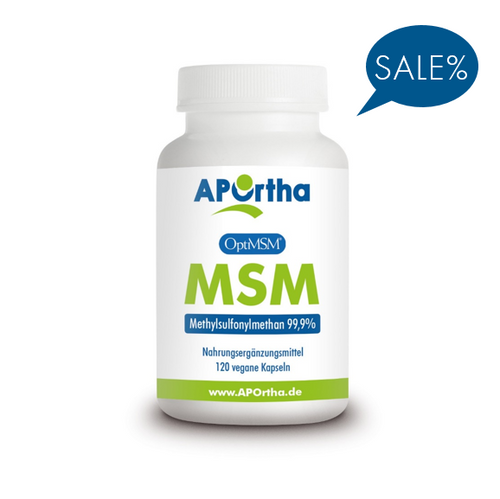APOrtha® OptiMSM® MSM