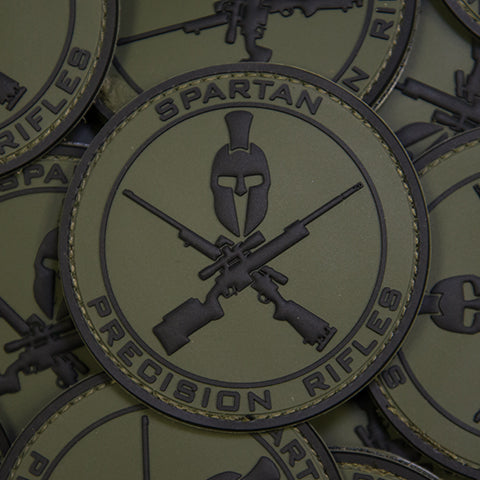 Spartan Rifles PVC Patch