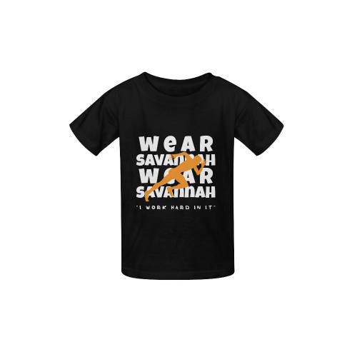 Kid's I Work Hard In It T-shirt