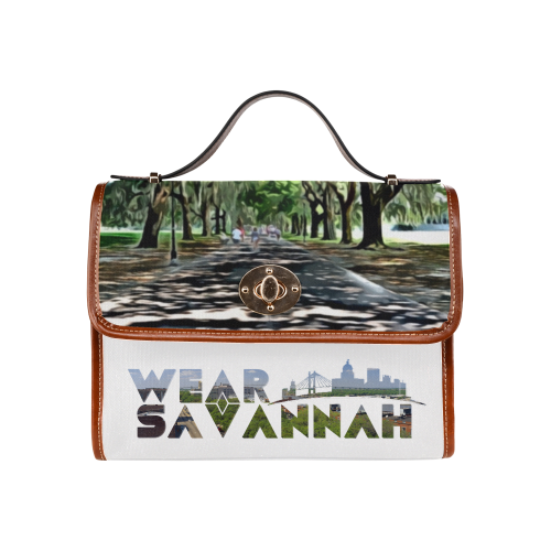 Forsyth Park Waterproof Canvas Bag