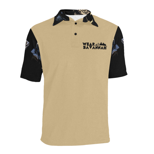 Men's City Hall Polo Shirt