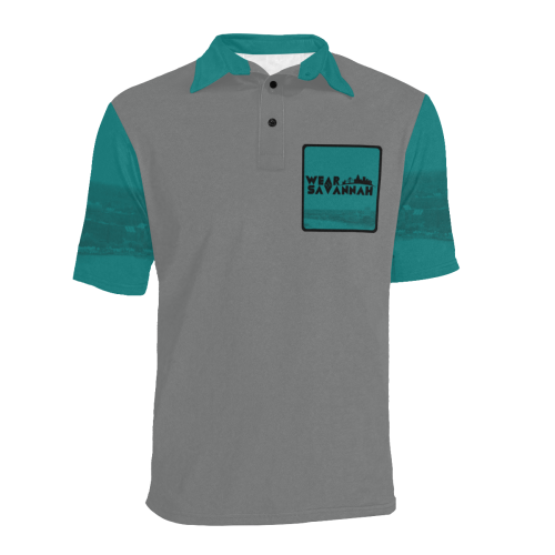 Men's Savannah River Polo Shirt