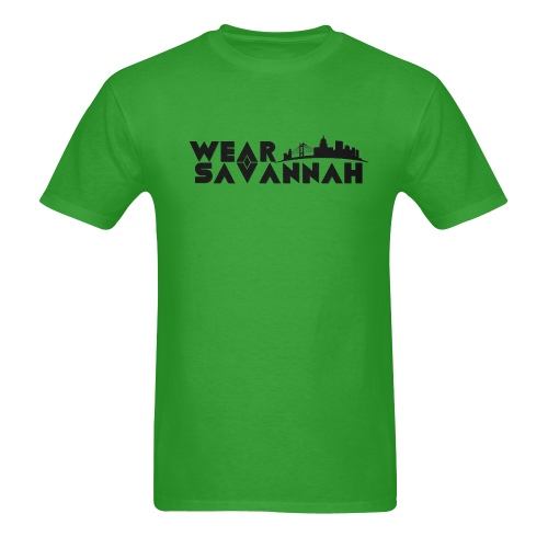 Men's Wear Savannah T-Shirt (Green)