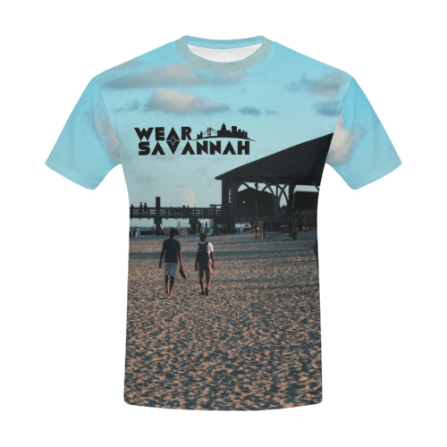 Men's Tybee Island T-Shirt