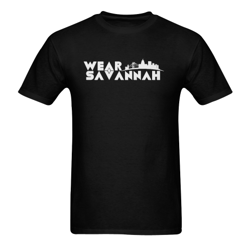 Men's Wear Savannah T-Shirt (Black)