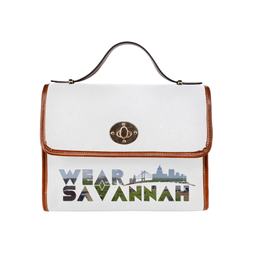 Wear Savannah Waterproof Canvas Bag