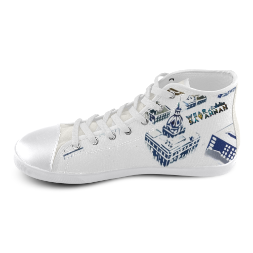 Kid's City Hall Canvas Shoes