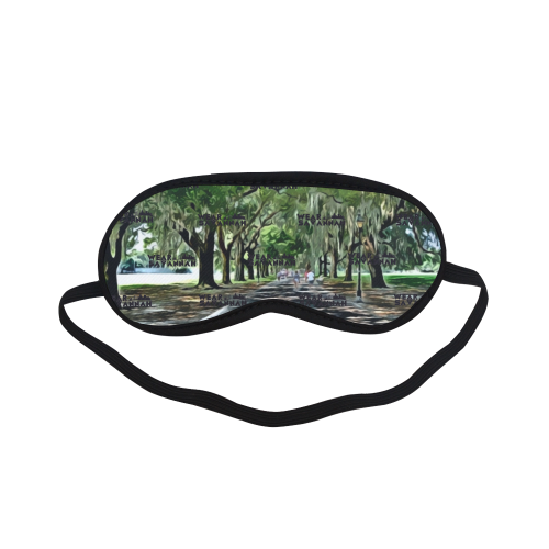 Forysth Park Sleeping Mask