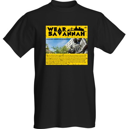 African American Monument T-Shirt