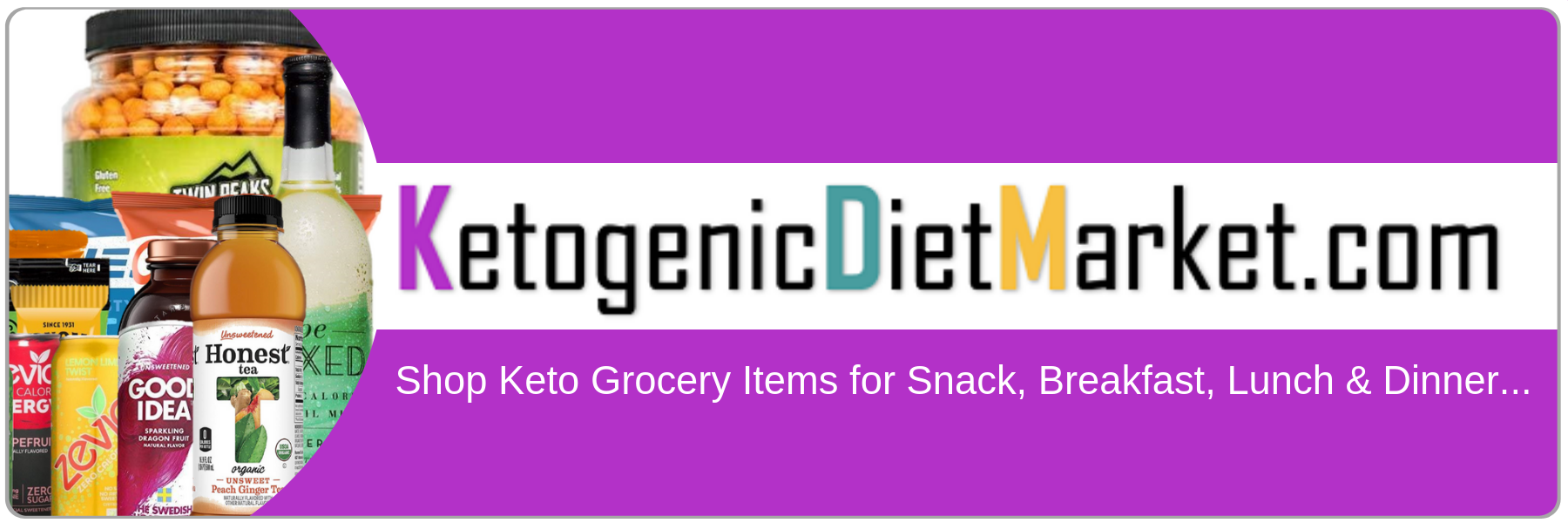 Shop Keto Grocery Items for Snack, Breakfast, Lunch & Dinner...