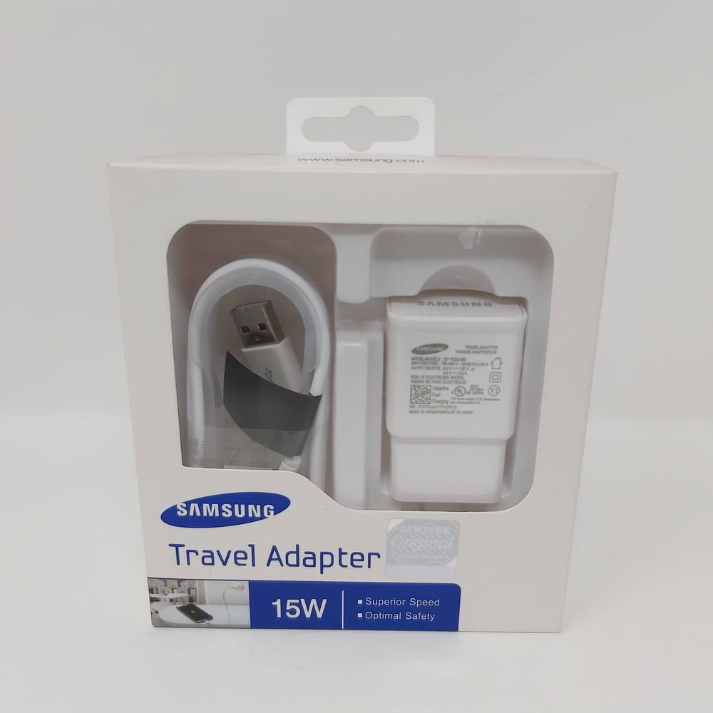 15W Samsung Travel Charger