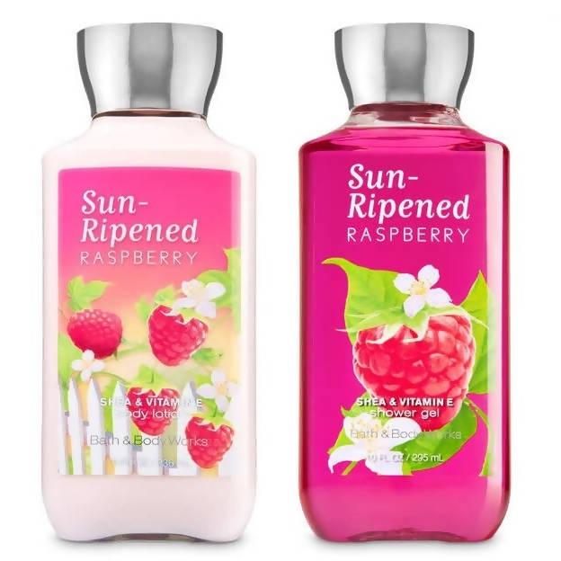 Sun-Ripened Raspberry - Lotion & Shower Gel