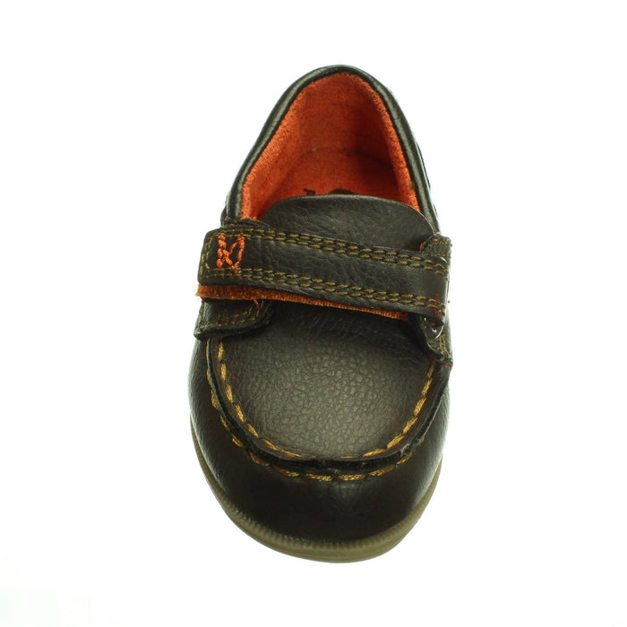 BROWN LOAFERS SHOES (Size 10-11) - Cibigi